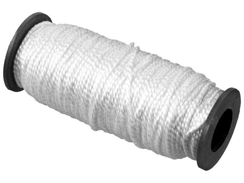 Шнур кручёный полипропилен СИБИН 1,5мм,100м