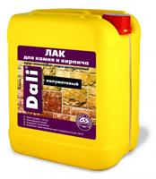 Лак для камня/кирпича DALI п/мат 5л акрил-силикон