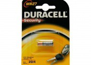 Батарейка MN27 блистер-1 Duracell 12В