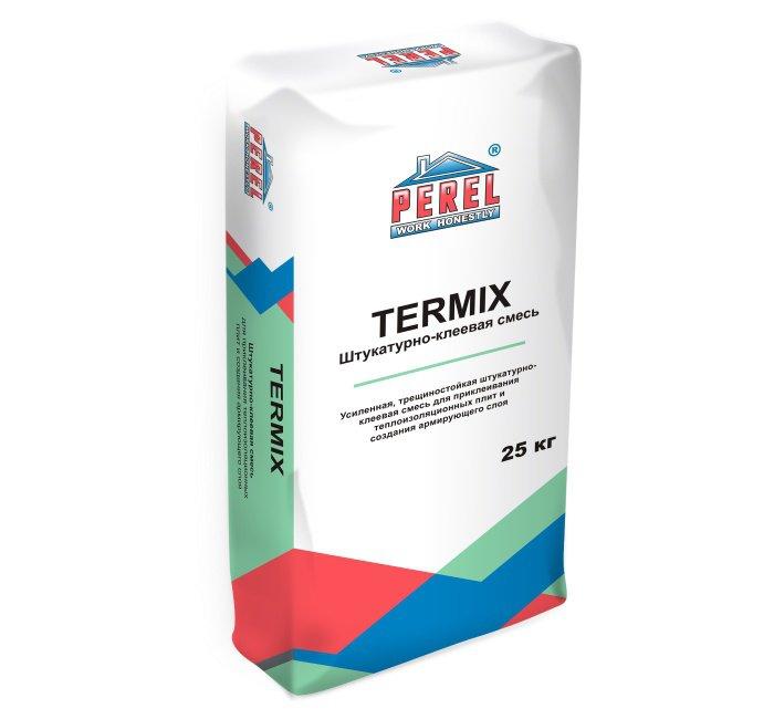 Штукатурно-клеевая смесь Termix 25кг
