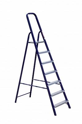 Стремянка стальная 7 ступеней (2,21м)