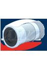 Удлинитель гибкий К718R для унитаза 240-450 мм
