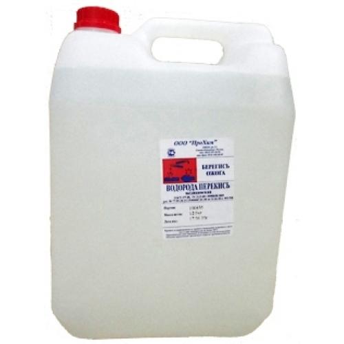 Перекись водорода мед. 37% 11.4 кг