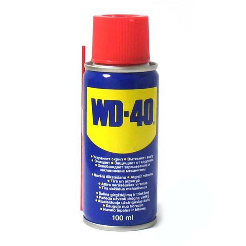 Смазка для замка WD-40