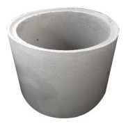 Кольцо бетонное КС10-9 с замком Dвнут.=1.0m Bтолщ.=0,1m h=0.9m,вес 600кг