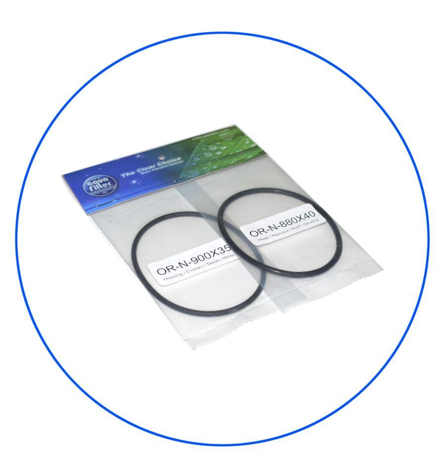 Комплект прокладок для фильтров 10SL-OR-3-D