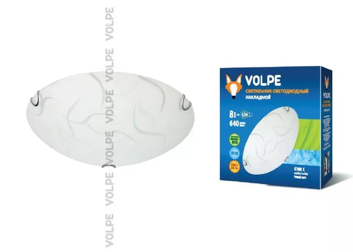Светильник светод-ый ULI-Q104 8W/NW/4200.(бел)