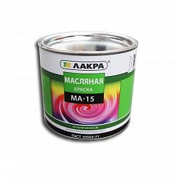 Краска МА-15  1,9 кг Зеленый Лакра
