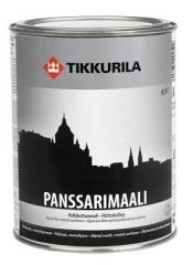 Краска Пансаримаали п/глянцевая 0,9л (Финляндия)