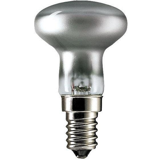 Лампа зеркальная накал.R39  30-W Е14
