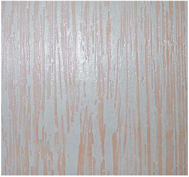 Декоративное покрытие S82 эффект шелковых нитей 5кг Белый Paradе