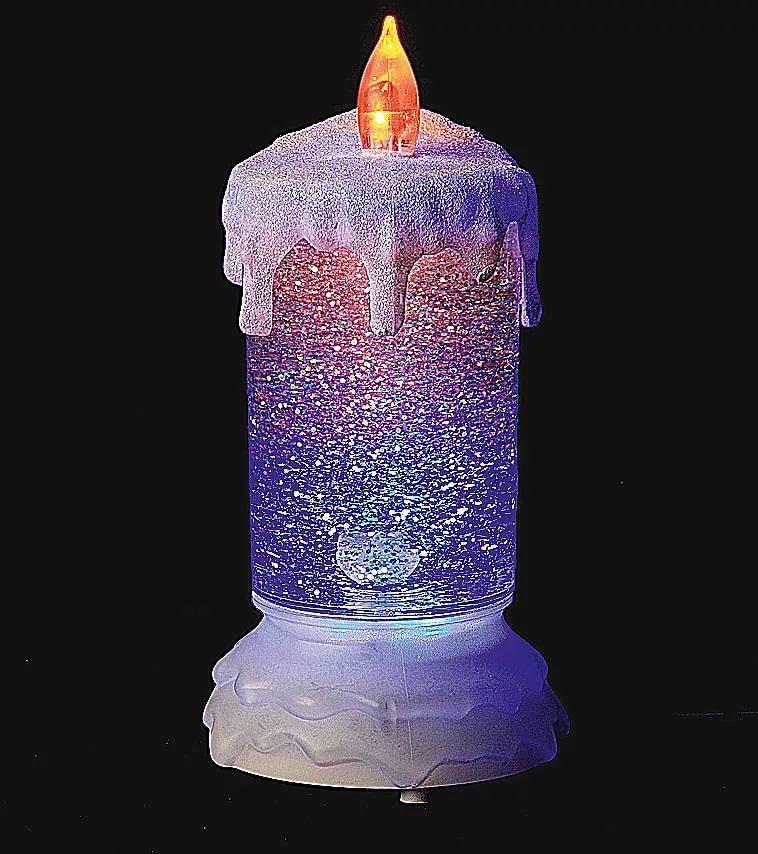 Гирлянда свеча