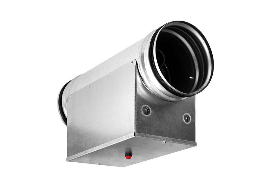 Электрический нагреватель Аэроблок для круглых каналов EHC 100