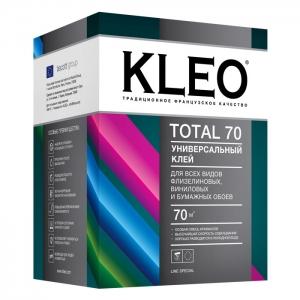 Клей для обоев KLEO TOTAL для флизелиновых