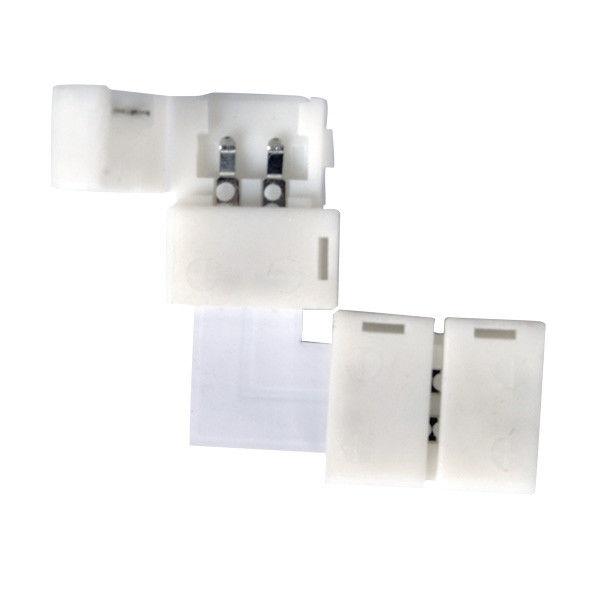 Коннектор LED 2A для одноцветной 5050 жесткий