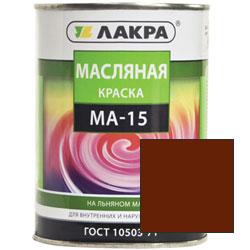 Краска МА-15  1,9 кг  Сурик Лакра