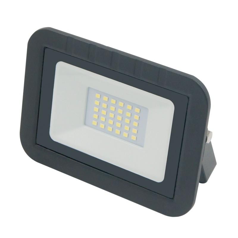 Прожектор светод-ный Q-511 30W/DW IP65.черный