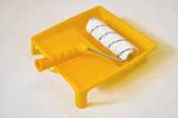 Набор для покраски:полиэстер.230мм 0702011 ванночка 33х35мм