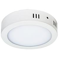 Светильник светодиодный панель 24Вт белый круг