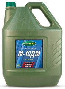 Масло моторное дизельное Oil Right M10ДМ 5л