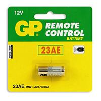 Батарейка миниатюрная А23/Е23А 1шт/бл