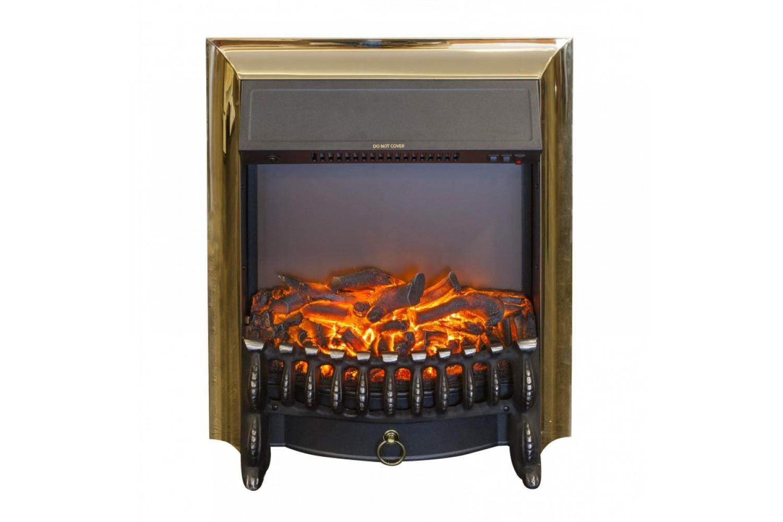 Электроочаг FOBOS BR-S (BLT-999B-5-S) коричневый со звуком