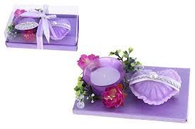 Набор свечей декор. 2 шт 508-235
