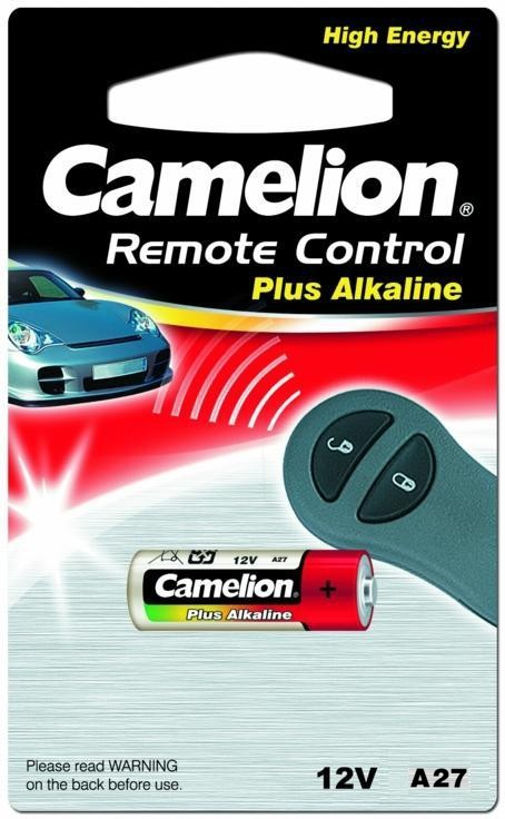 Батарейка д/сигнализации LR27А Camelion