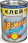 Клей 88-Метал универсал водостойкий 0,75л Рогнеда