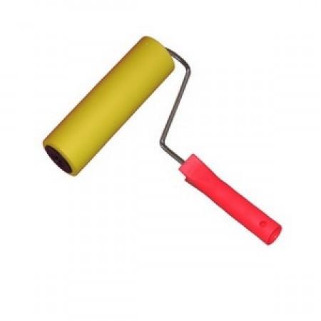 Валик с ручкой прижимной 180 мм резиновый