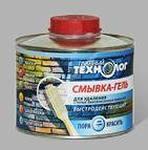 Смывка лакокрасочных покрытий (гель) 0,6кг Главный технолог