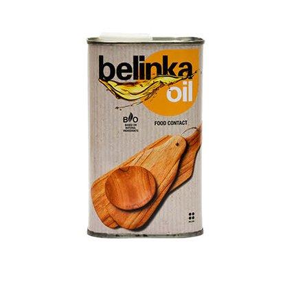 Масло для дерева BELINKA 0,5л соприкасающейся с продуктами питания