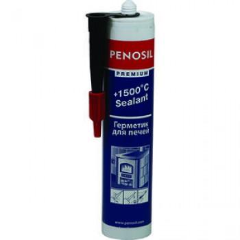 Герметик PENOSIL 1500* силиконовый для печей 310мл черный