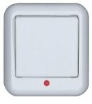 Выключатель 1кл.о/у с индик.56044