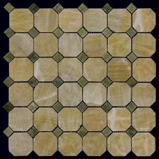 Мозаика M073+M068-BP 30.5*30.5