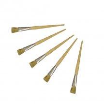 Кисть филёночная 5мм (5шт) Remocolor
