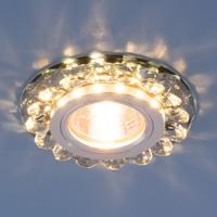 Светильник точ - 6036 Gr дымчатый