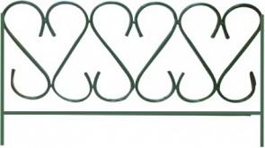 """Забор декор """"Изящный""""0,69*0,53м(5сек)"""