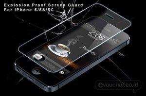 Стекло Защитное 0,3мм на Iphone 4