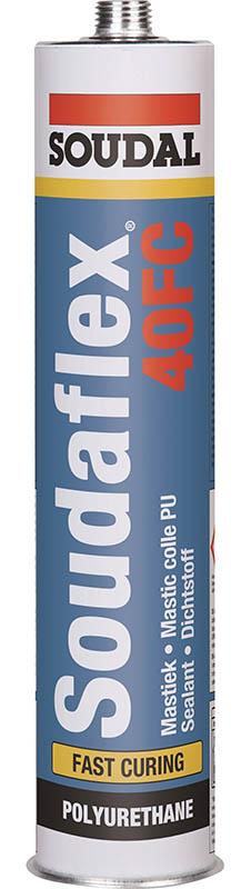 Герметик Соудал полиуретановый серый 310мл