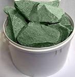 Камни для бани ЖАДЕИТ колотый КРУПНЫЙ 20 кг