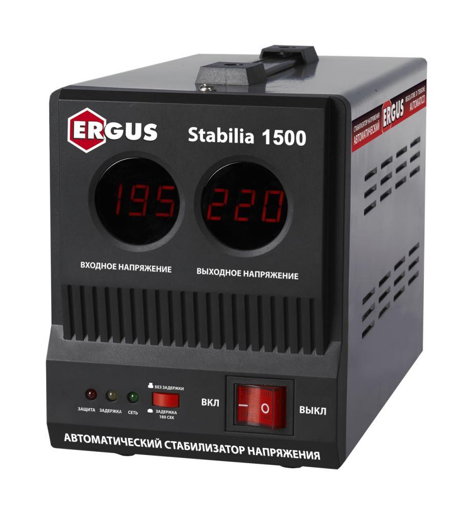 Стабилизатор ERGUS Stabilia 1500