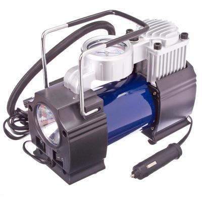 Компрессор автомоб.Optima AC-6220,180вт,50л-м,с фонарем