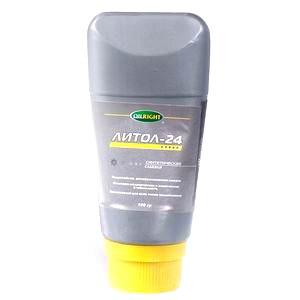 Литол-24 Oil Right 360гр (пласт.туба)