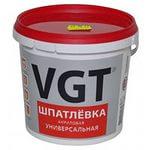 Шпатлевка готовая ВГТ универсальная акриловая 1,7кг