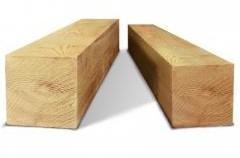 Брус 150х150х6000 мм 0,135/7,4шт/куб.