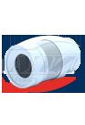Удлинитель гибкий К821 для унитаза 212-320 мм с выпуском 110 мм