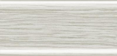 Плинтус напольный Rico Leo 112 Ясень серый