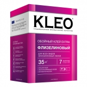 Клей для обоев KLEO Экстра для флизилиновых 35 кв.м.