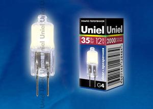 Лампа галогеновая JC-12/35/G4